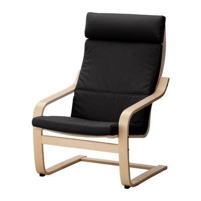 su una sedia cuscino sedile poeng su una sedia granon nero
