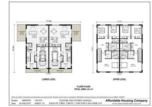 Floor Plans For Duplexes by Duplex Floor Plans Houses Flooring Picture Ideas Blogule