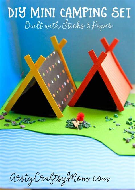 25 best ideas about tent craft on preschool