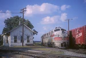 home depot quincy il cb q depot at barstow il august 28 1966 photo by chuck