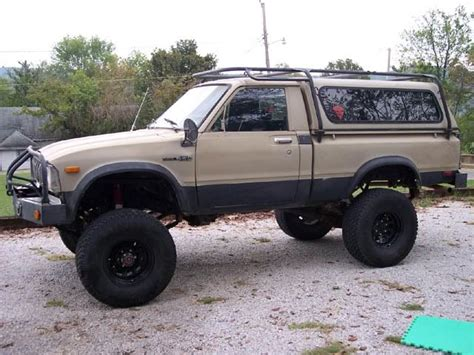 1982 Toyota 4x4 Toyota 4x4 1982 Reviews Prices Ratings With Various Photos