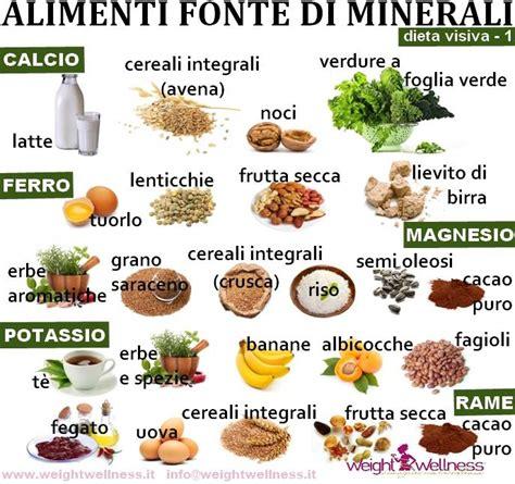 alimenti con manganese sdeca scienza dieta e corretta alimentazione sali