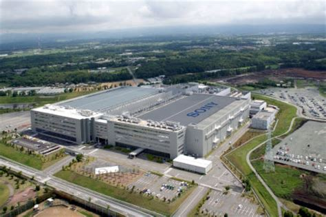 Fab Site Factorypeoplecom by Kumamoto Earthquake Keeps Sony Sensor Factory Shuttered