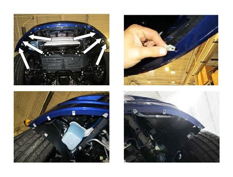 M 16601 Mba by How To Install A 302 Front Chin Splitter Kit On Your