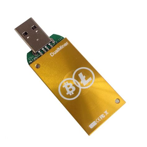 Usb Bitcoin Miner gridseed usb dualminer 70kh s asic scrypt miner