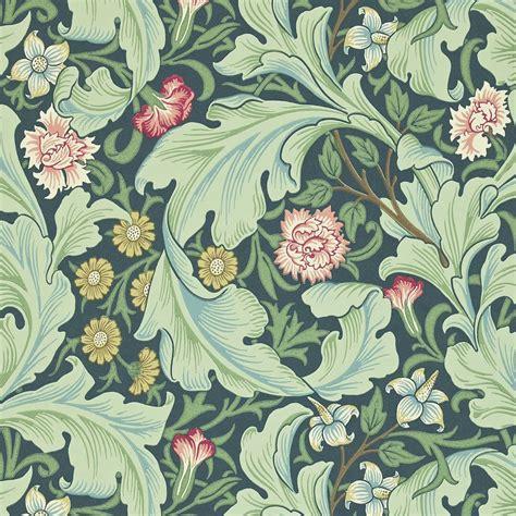 leicester wallpaper woadsage  william morris