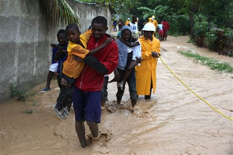 catastrophic hurricane matthew damage could hurricane matthew relief groups mobilize for haiti after