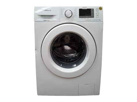 samsung ecobubble wf90f5e3u4w 9kg washing machine white