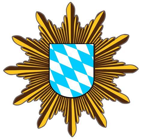 Bewerbungsfrist Landespolizei Berlin File Logo Polizei Bayern Svg Wikimedia Commons
