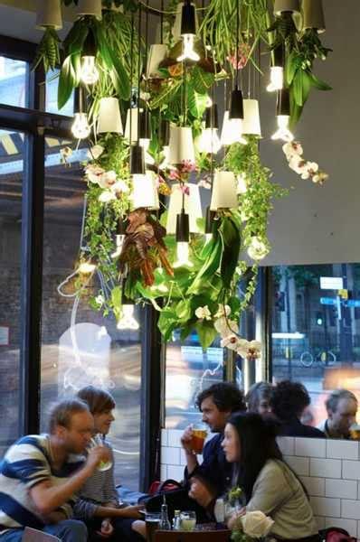 unique indoor plants amazing contemporary lighting design with indoor plants