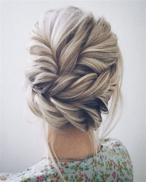 Wedding Hairstyles Updos Braided by 38 Bridesmaid Hairstyles Updos Half Up Half Curls