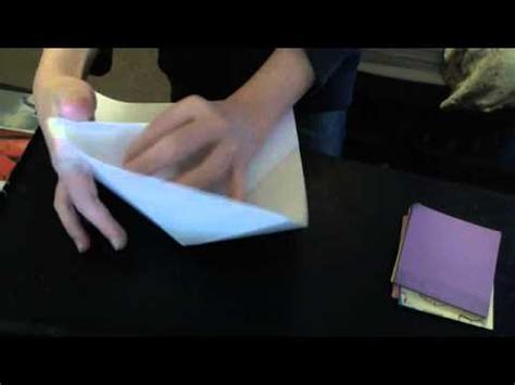 How To Make Paper Basketball Hoop - how to make origami basketball hoop and