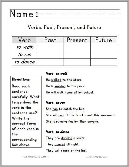 Schools In The Past Worksheet