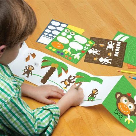 create   kids sticker book
