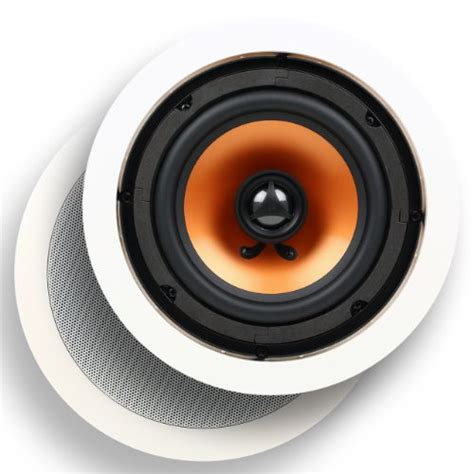 best buy in ceiling speakers best buy for micca m 6c 6 5 inch 2 way in ceiling in