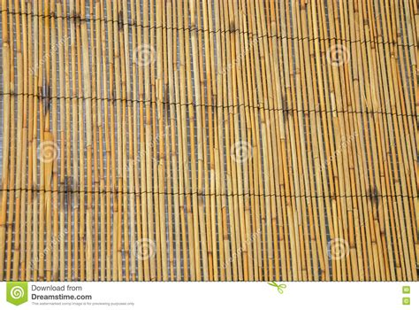 rattan curtains bamboo rattan curtain texture table background stock photo