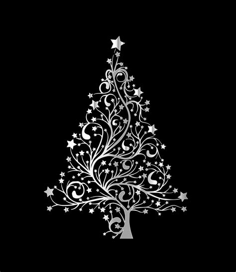 aebddfbd christmas tree royalty free modern clipart free