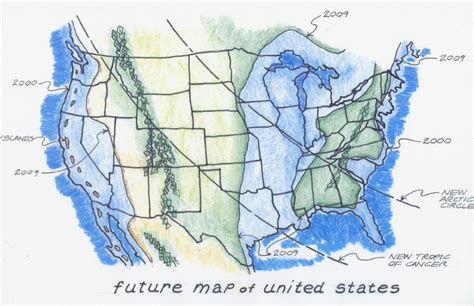 flood map usa end of the world 2012 spirituality is no excuse