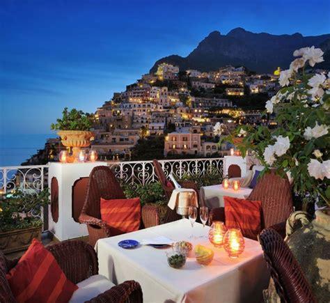 positano best restaurants 25 best restaurants in the world with a view favorite