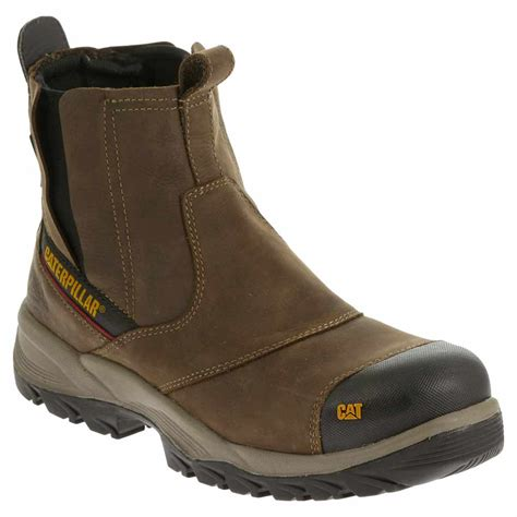 Cat Sefty Boots 1 cat jointer 6 inch clay composite toe work boot