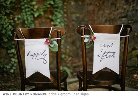 and groom chair signs ireland groom chair signs for a wine country wedding