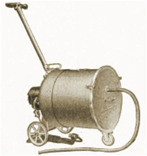 Who Invented The Vaccum the world s oldest vacuum cleaner still up dust after 108 years mirror