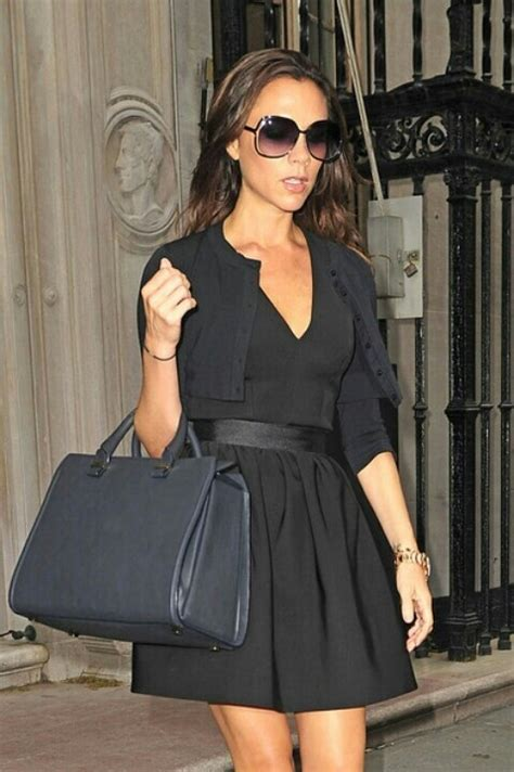Posh Spice Is No Style Icon by Beckham Fashion Beckham Looks In