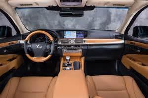 Lexus Ls 600h Interior 2013 Lexus Ls 600h L Interior Picture Number 586123