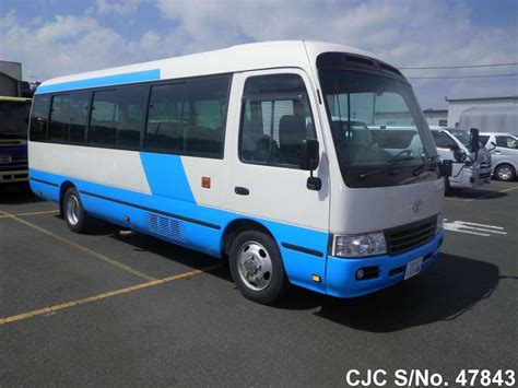 Toyota Coaster Cer For Sale 2009 Toyota Coaster For Sale Stock No 47843