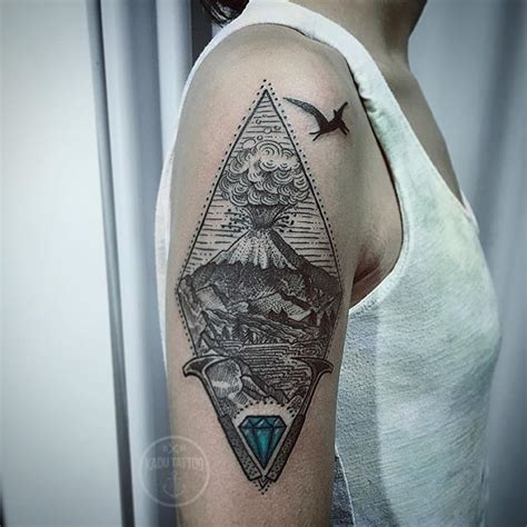 26 best nature tattoos images on design