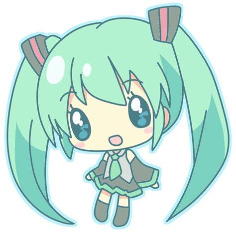 imagenes kawaii anime vocaloid hatsune miku chibi buscar con google kawaio
