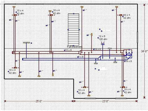 design home hvac system hvac design for home home hvac design gingembre co