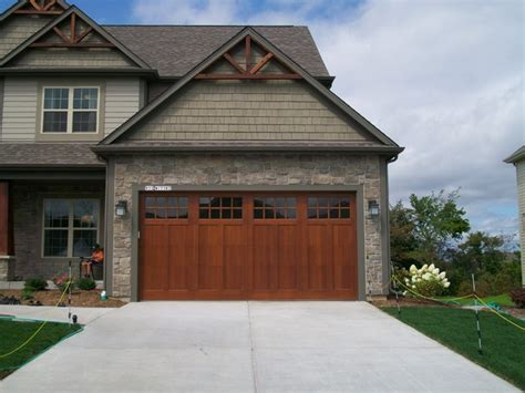 craftsman style garages southeast wisconsin parade of homes craftsman garage