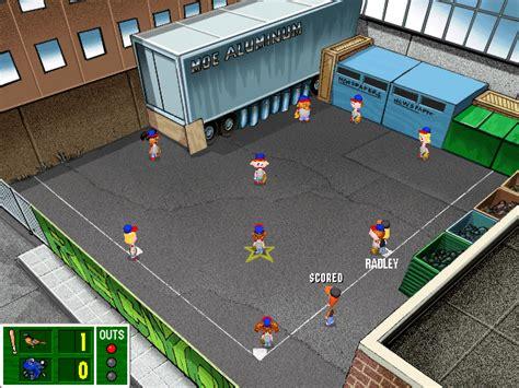 backyard sports wiki tin can alley backyard sports wiki fandom powered by wikia