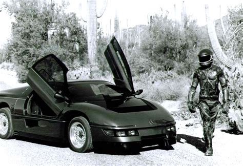 What Of Car Was In The Wraith by Turbo Interceptor 1986 The Wraith Car