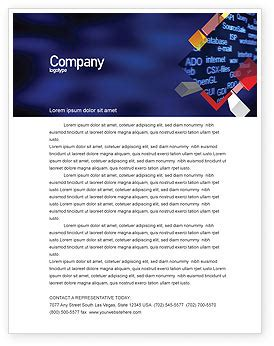 What Does Template In Computer Terms computer terms letterhead template layout for microsoft