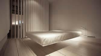 Floating Bed by Floating Platform Bed Interior Design Ideas