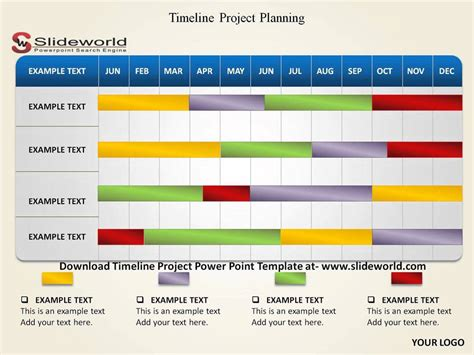 swimlane timeline template ppt project timeline template commonpence co