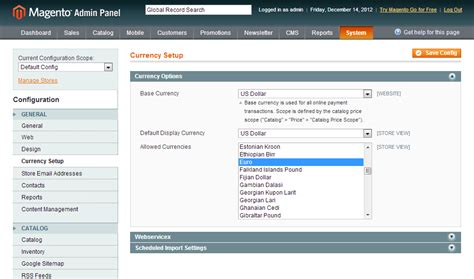 how to change a header for the magento cms or module page how to add currency selector to magento s header jeremy
