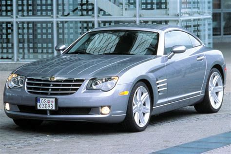 2004 Chrysler Crossfire Review by 2004 Chrysler Crossfire Reviews Specs And Prices Cars