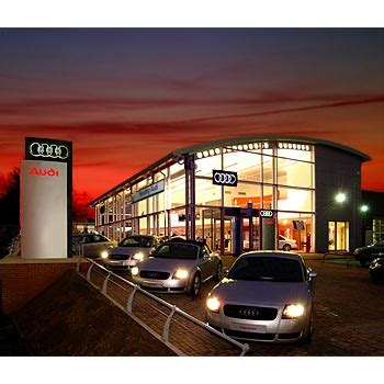 audi reading uk architectural photography