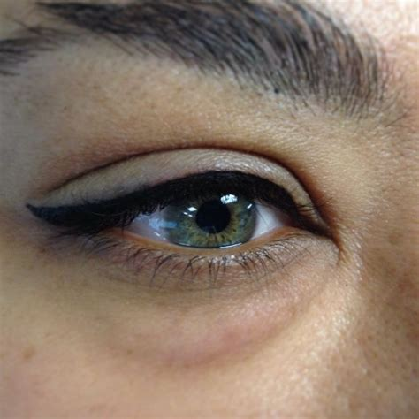 eyeliner tattoo before and after tattooed eyeliner www permanentcosmeticsbyangela