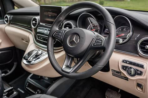mercedes vito interior mercedes benz v class marco polo 2017 features