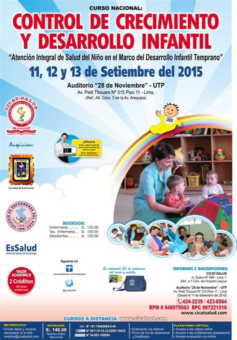 articulos pediatria 2015 crecimiento y desarrollo control de crecimiento y desarrollo infantil