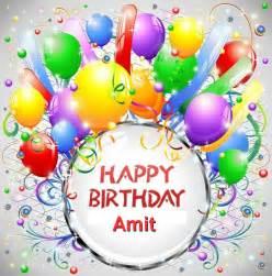 happy birthday amit wishes ami bhai cake images quotes
