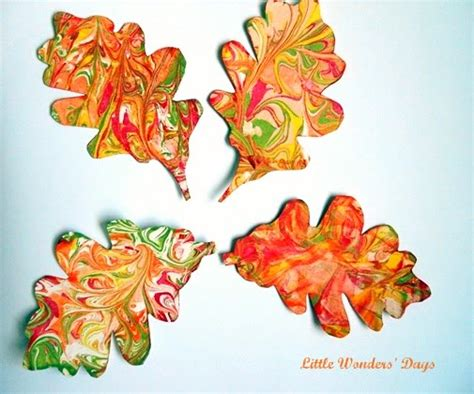 fall leaf crafts for kids to make crafty morning