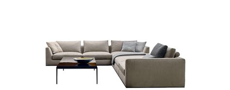 bb divani sofa richard b b italia design by antonio citterio