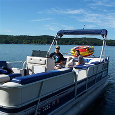 deck boat on lake michigan glen lake boat rentals jet ski rentals pontoon boat