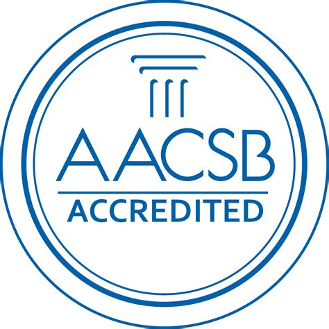 Mba In Accounting Aacsb by Graduate Business S College