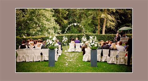 Hochzeit Im Freien by Hochzeitsdekoration Im Freien M 246 Belideen